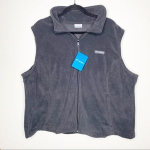 NWT Columbia Benton springs fleece vest